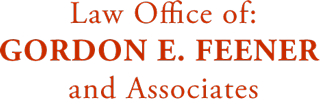 Law Office of Attorney Gordon E. Feener and Associates